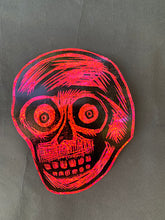 Load image into Gallery viewer, Numb Skull Glitter Sticker