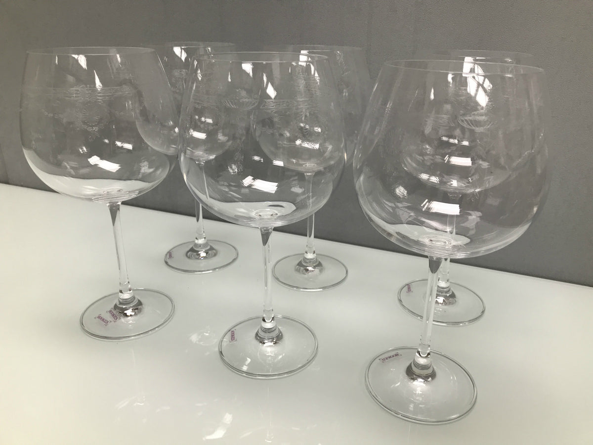 Catherine Gin Glasses - Set of 6
