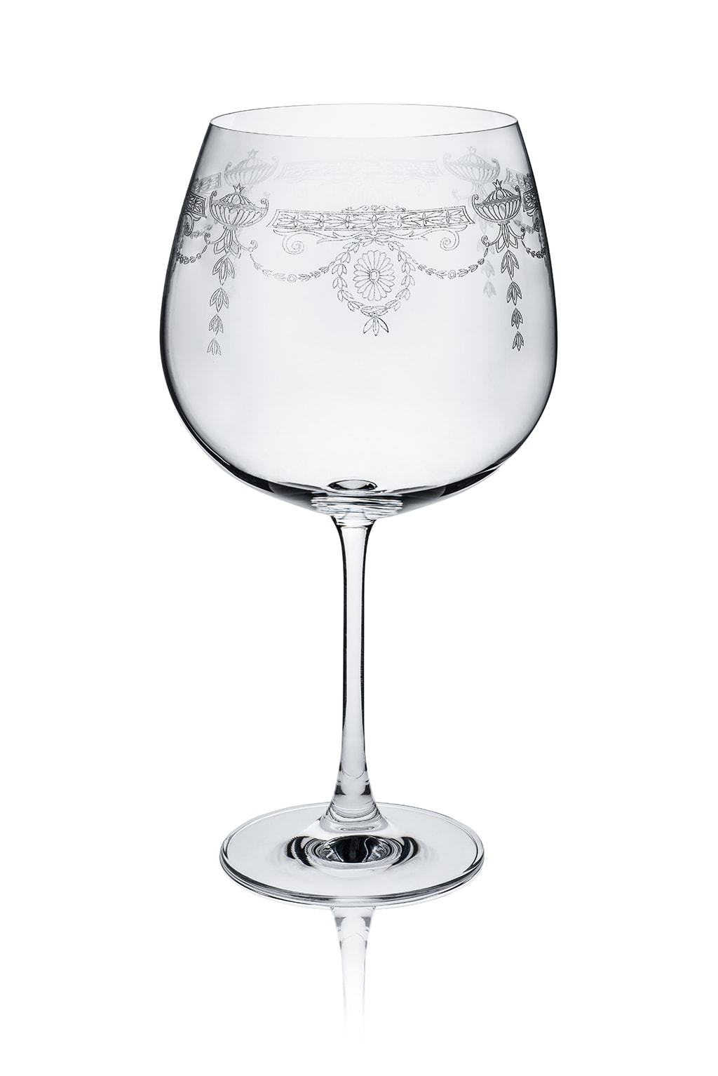Catherine Gin Glass, part of set of 6 drinking glasses