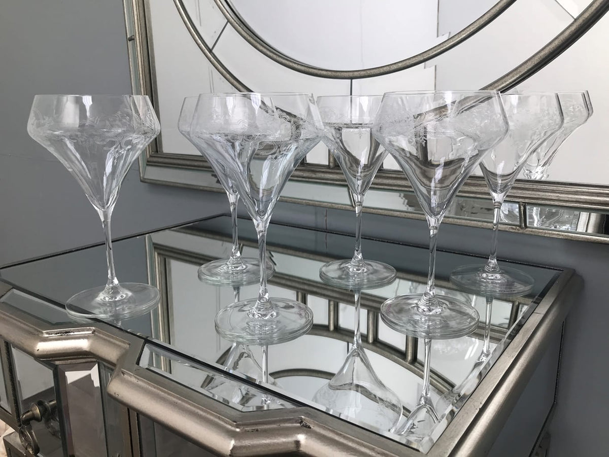 Aram Cocktail Glasses - Set of 6