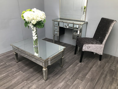 Charleston Mirrored Coffee Table