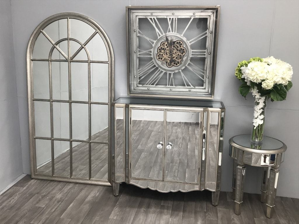 Hollywood Mirrored Cabinet