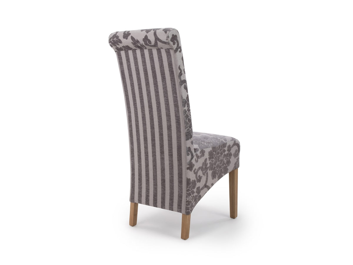 Elegant dining chairs set
