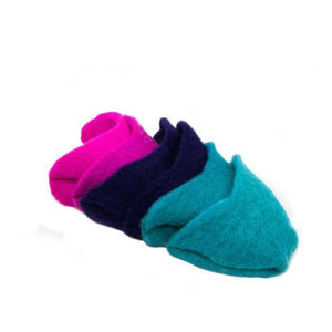 Ballet Rocks Toe Clouds, Toe Pads - Blue, Cotton Candy