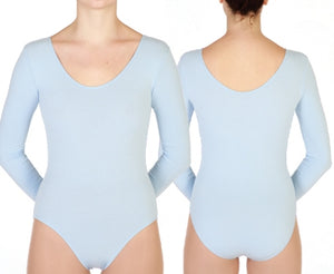 "Baltogs Custom Made Adult Nylon Long Sleeve Leotard ""Special Order"""