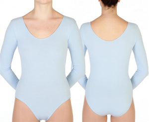 "Baltogs Custom Made Plus Size Long Sleeve Leotard ""Special Order"""