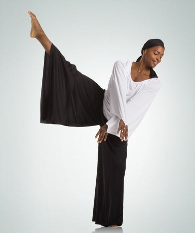 Body Wrappers Girl's Celebration of Spirit Palazzo Pant