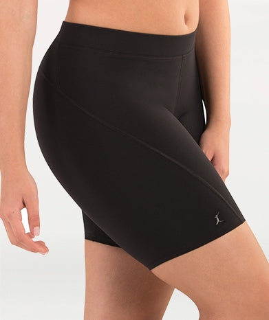 Body Wrappers Girls Active Director Shorts