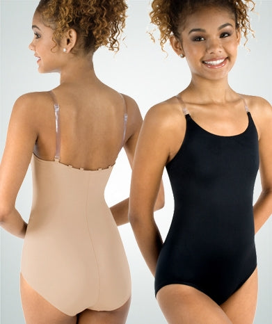 Body Wrappers Adult UNDER WRAPS Leotard including Plus Size