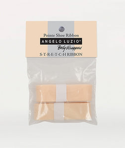 Body Wrappers Package of Pointe Shoe Stretch Ribbon