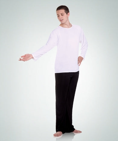 Body Wrappers Big and Tall Unisex Straight Leg Pant