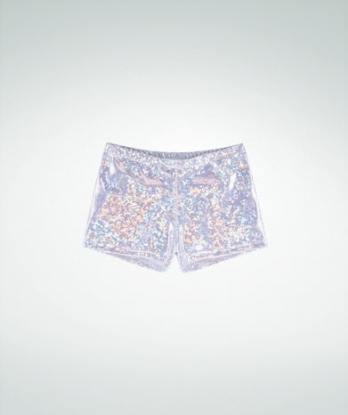 Body Wrappers Razzle Dazzle Opal Dance Hot Shorts