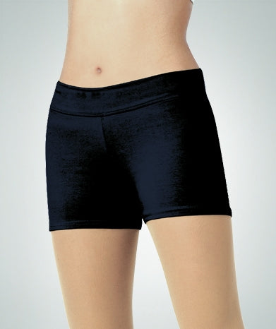 Body Wrappers soSOFT Boy-Cut Athletic Short