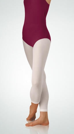 Body Wrappers Women's Footless Plus Size Dance Tights