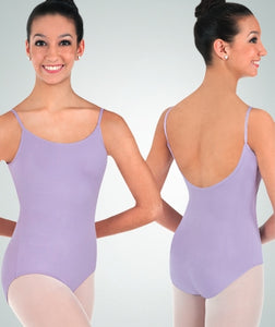 Body Wrappers Adult Nylon Camisole Leotard