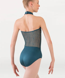 Body Wrappers Adult Halter Leotard