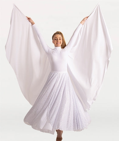Body Wrappers Adult Angel WIngs-Cape