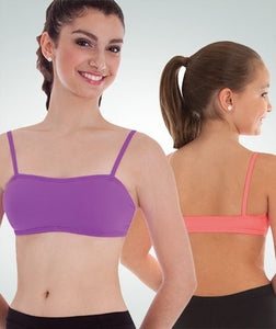 Body Wrappers Pro Wear Bra with Lightly Padded Front