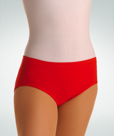 Body Wrappers Adult Low Rise Athletic Brief