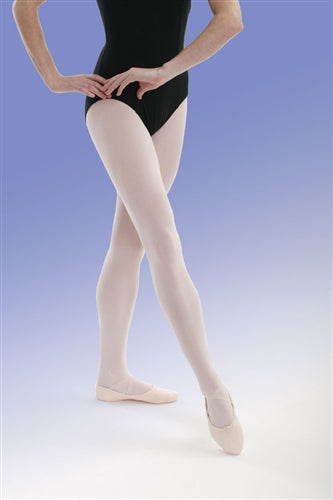 Capezio Women's Hold & Stretch Footed Dance Tights- Clearance