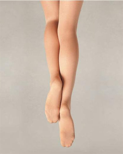 Capezio Children's Ultra Soft Footed Dance Tights