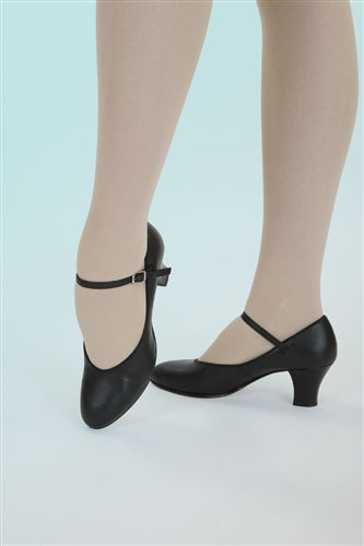Capezio Student Footlight with Taps attached Style 650