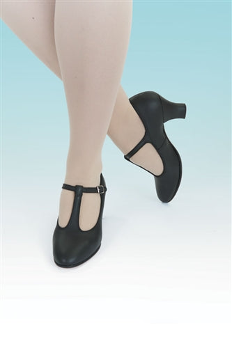 Capezio T-STRAP with Taps attached Style 700