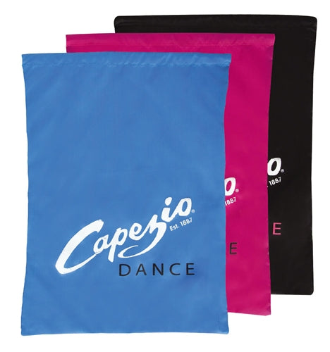 Capezio Logo Drawstring Dance Backpack Bag