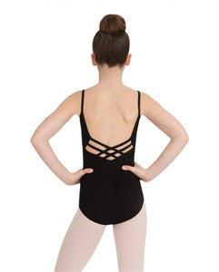 Capezio V-neck Child Camisole Leotard
