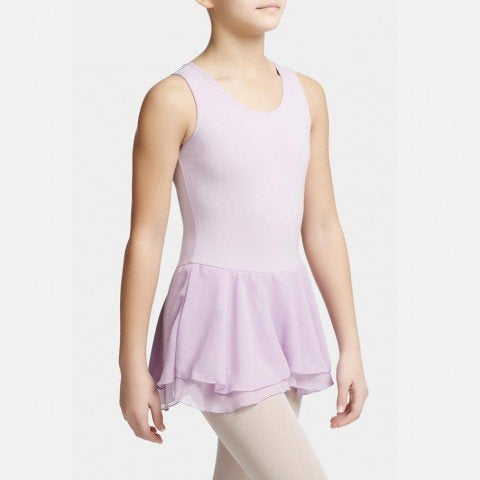 Capezio Child Double Layered Skirt Tank Dress