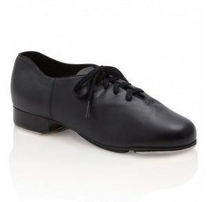 New! Capezio Adult Cadence Tap Shoe, Black