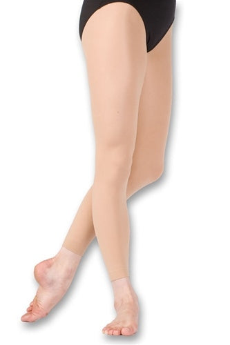 Capezio Women's Hold & Stretch Footless Dance Tights