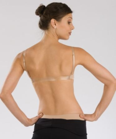 Capezio Replacement Clear Back Bra Strap