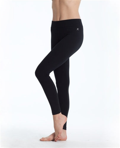 Danskin Plus Size Wide-Waistband Ankle Legging