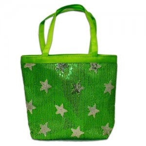 Dasha Sequin Star Tote