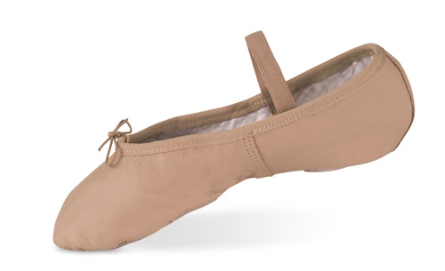 Danshuz Adult Split Sole Leather Ballet Shoe