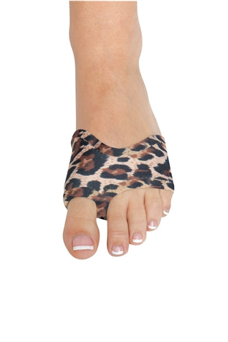 Danshuz Animal Print Half Sole