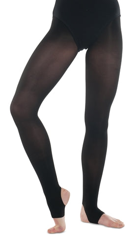 Danshuz Adult Stirrup Micro Dance Tights