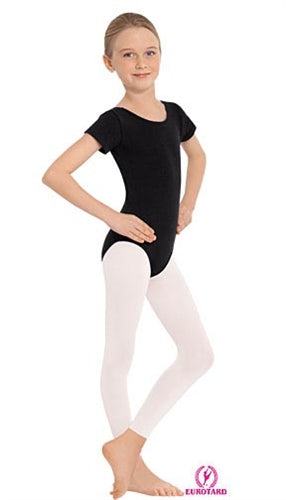 Eurotard Child Footless Dance Tights