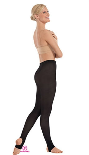 Eurotard Adult & Plus Size Stirrup Dance Tights