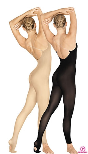 Eurotard Seamless Convertible Body Tights - light weight microfiber