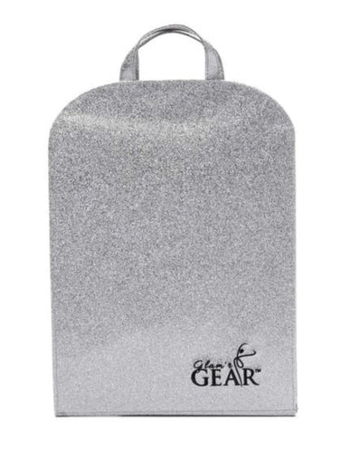 Glam'r Gear Mirror with lights - Silver
