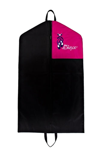 Dolce Ballet Slipper Dance Garment Bag - Pink