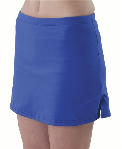 Pizzazz Youth Victory V-notch Skirt with Boy Cut Brief