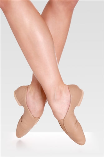 So Danca Low Profile Jazz Shoe w- Rubber Sole