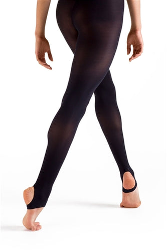 NEW! So Danca Women's Stirrup Dance Tights - Style TS78