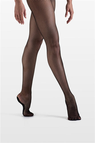 So Danca Adult Fishnet Tights including plus size up to 2X