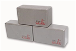 Non-Slip Yoga Block includes three (3) blocks and a mesh carrying case