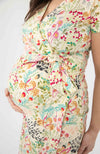 Boho Maternity Dress Wildflower