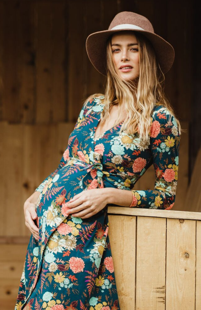 Boho Maternity Wear Autumn